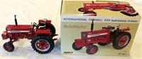 1/16th International Farmall 656 Toy Tractor, Hydro, (view 1)