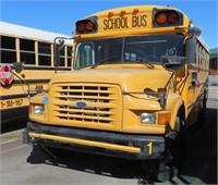 Little Rock School District - Bus Auction