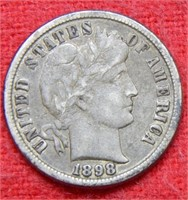 Weekly Coins & Currency Auction 4-10-20