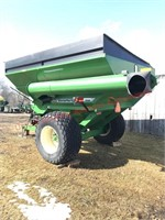 Charles Meyer Estate Farm Equipment Auction