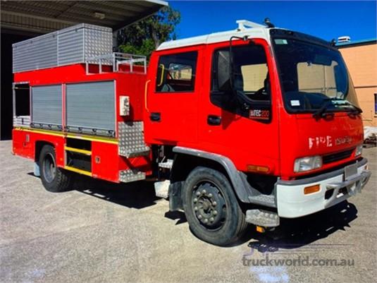 1999 Isuzu FTR 800 Dual Cab - Trucks for Sale