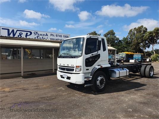 2010 Mitsubishi Fuso FM67 - Trucks for Sale