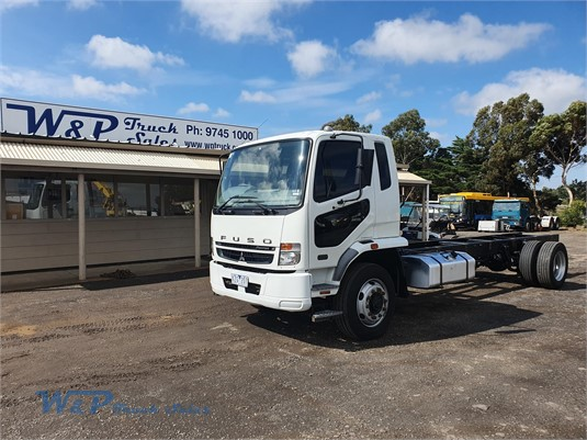 2010 Mitsubishi Fuso FM67 W & P Truck Sales - Trucks for Sale