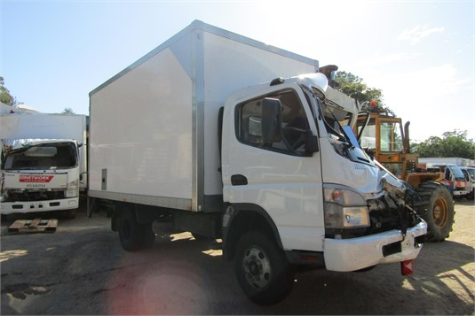 2010 Mitsubishi Fuso CANTER 2.0 - Wrecking for Sale