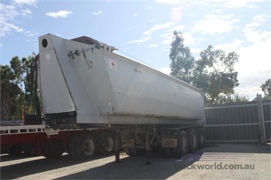 2004 Roadwest Tipper Trailer - Trailers for Sale