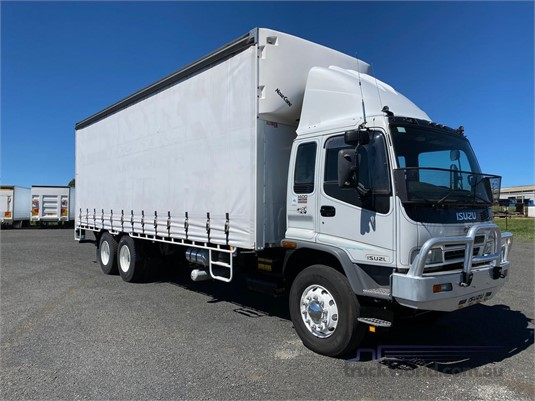 2007 Isuzu FVM Carroll Truck Sales Queensland - Trucks for Sale
