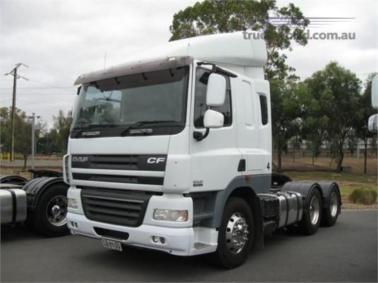 2008 DAF FTTCF85 - Trucks for Sale