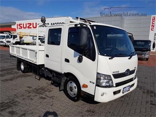 2013 Hino 300 Series 616 Crew Auto - Trucks for Sale