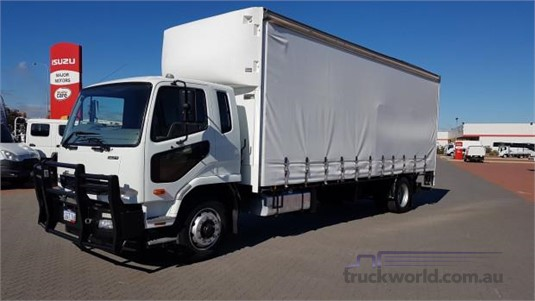 2013 Fuso Fighter 1627 - Trucks for Sale