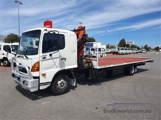2007 Hino other - Trucks for Sale