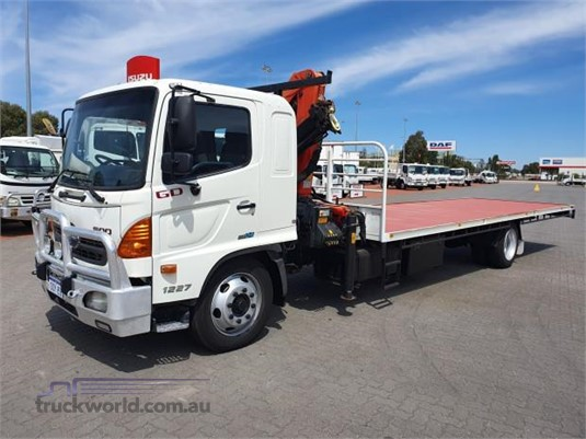 2009 Hino other - Trucks for Sale