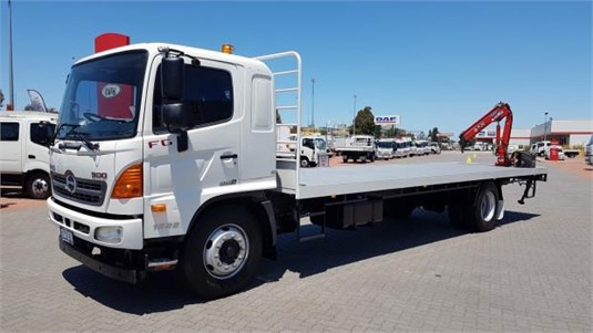 2012 Hino 500 Series 1628 FG - Trucks for Sale