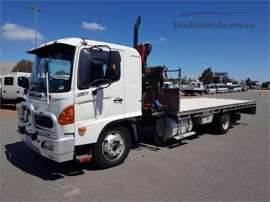 2006 Hino 500 Series 1227 GD - Trucks for Sale