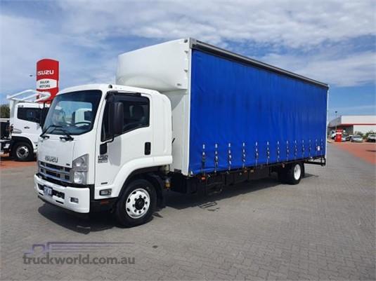 2014 Isuzu FSR 850 - Trucks for Sale
