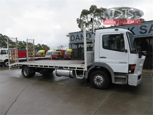 2004 Mercedes-benz Atego 1223 Dandy Truck Sales - Trucks for Sale