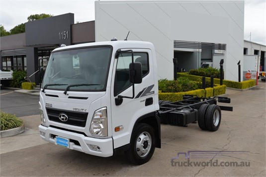 2020 Hyundai Mighty EX6 East Coast Truck and Bus Sales - Trucks for Sale