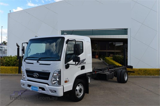 2020 Hyundai Mighty EX8 East Coast Truck and Bus Sales - Trucks for Sale