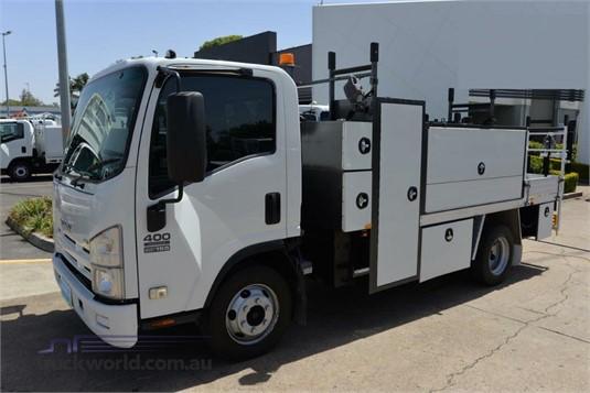 2011 Isuzu NPR 400 East Coast Truck and Bus Sales - Trucks for Sale