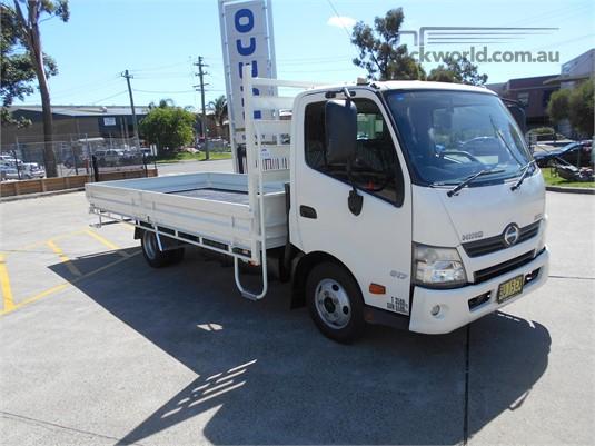 2012 Hino 300 Series - Trucks for Sale