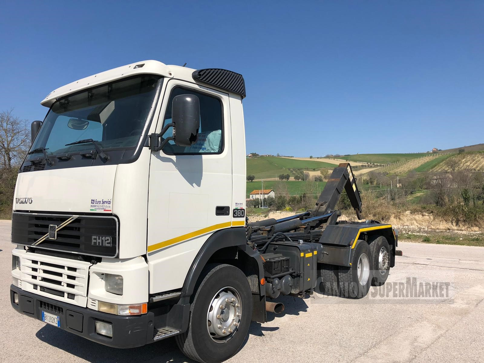 Volvo FH12.380