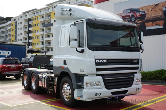 2019 DAF CF85 Suttons Trucks - Trucks for Sale