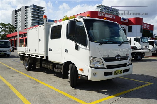 2013 Hino 300 Series - Trucks for Sale