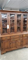 China Cabinet ( 2 Pc) Young Republic Solid