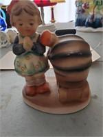 2 Baby Hummel Figurines