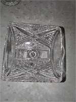 Sm. Glass Compot Candy Dish