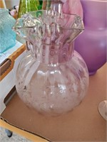 6 Vases & 1 Water Pitcher