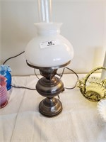 Oil Lamp ( Been Electrified)