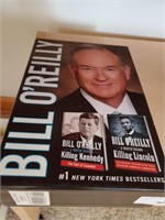 Stand & Bill O' Reilly Books