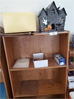 Book Stand & Contents