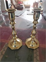 2 Pairs Of Candle Stick Holders