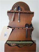 Wooden Spoon Racks - Decorative Spoons