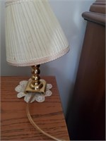 Filing Cabinet - Wooden Shelf