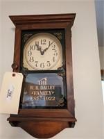Quartz Wall Clock