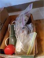 2 Box Lots Of Misc Kitchenwares