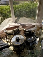 Misc Pots - Pans - Strainer - Frying Pan