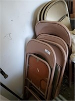 Approx. 11 Folding Chairs