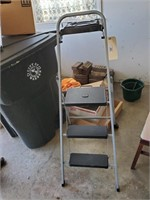 Step Ladder And Chair