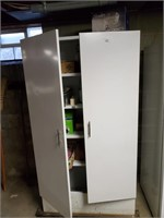 Cabinet And Contents