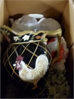 5 Boxes Of Glassware