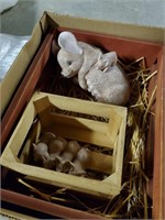 Box Of Pig, Piglets & Misc