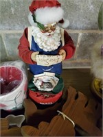 Lot of Christmas Figurines - Decorations