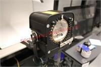 Hedler Light Unit on tripod