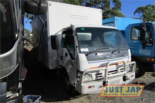 2007 Isuzu NPR Just Jap Truck Spares - Wrecking for Sale