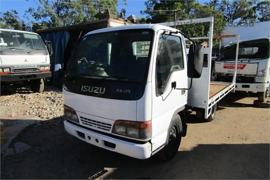 1999 Isuzu NKR - Wrecking for Sale