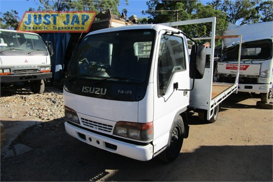 1999 Isuzu NKR Just Jap Truck Spares - Wrecking for Sale