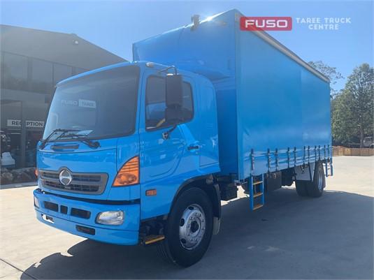 2007 Hino 500 Series 1727 GH Taree Truck Centre - Trucks for Sale